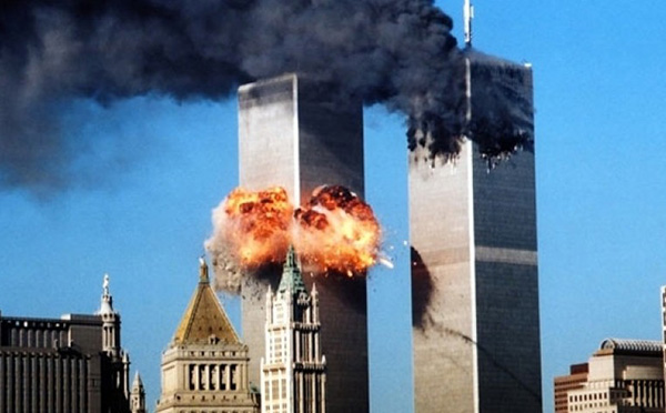 The Twin Towers: Fire Melting Steel