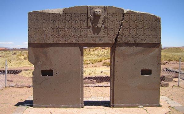 The non mystery of pumapunku - La porta del sole ...