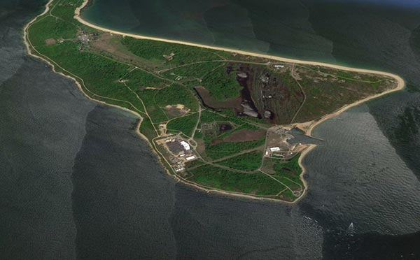 The Secret of Plum Island