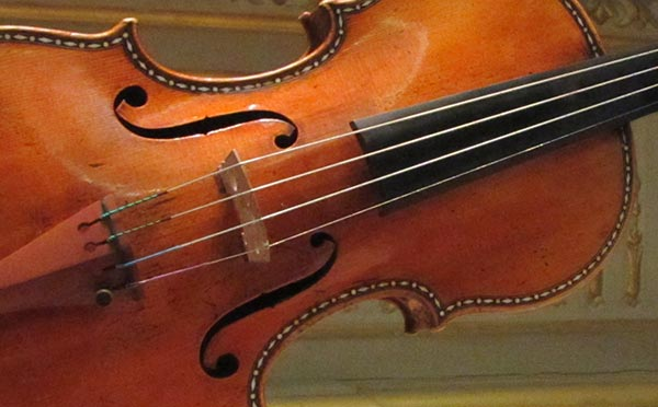 Secrets of the Stradivarius
