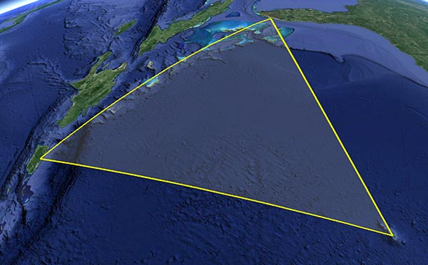 is the bermuda triangle a creation of our imagination