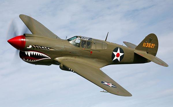 Pearl Harbor American Planes