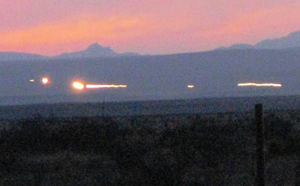 The Marfa Lights: A Real American Mystery