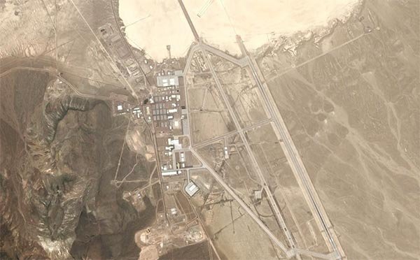 Area 51 Facts and Fiction