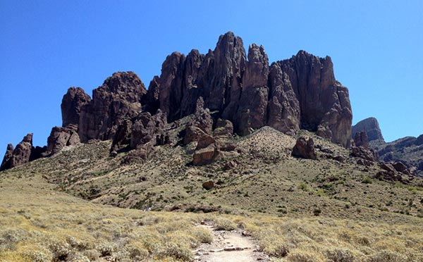 The Lost Dutchman Gold Mine