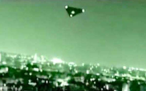 The St. Clair Triangle UFO