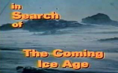 About That 1970s Global Cooling...