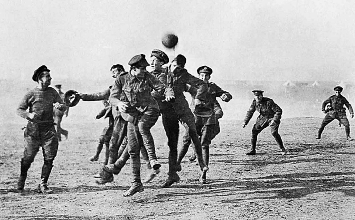 Did the 1914 Christmas Truce Really Happen?