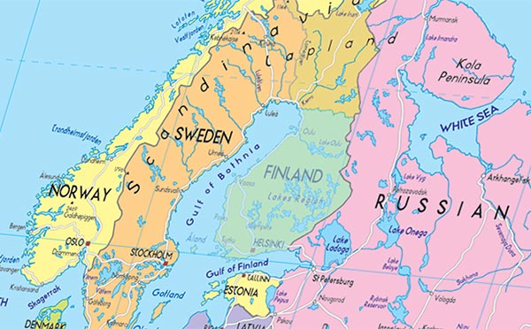 There Is No Finland: Birth of a Conspiracy Theory