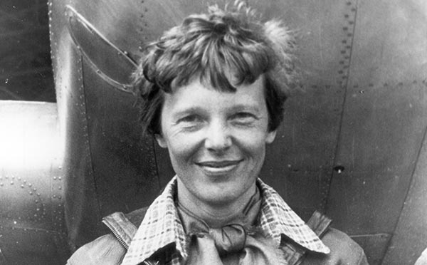 Amelia Earhart Redux: Competing Networks, Competing Craziness