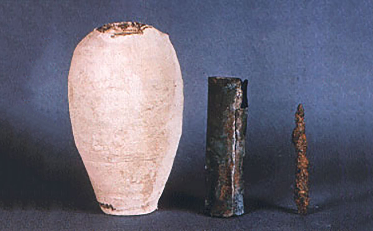 Draining the Baghdad Battery