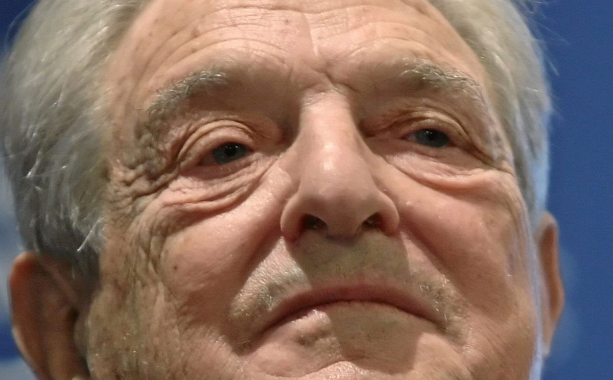 George Soros Conspiracy Theories