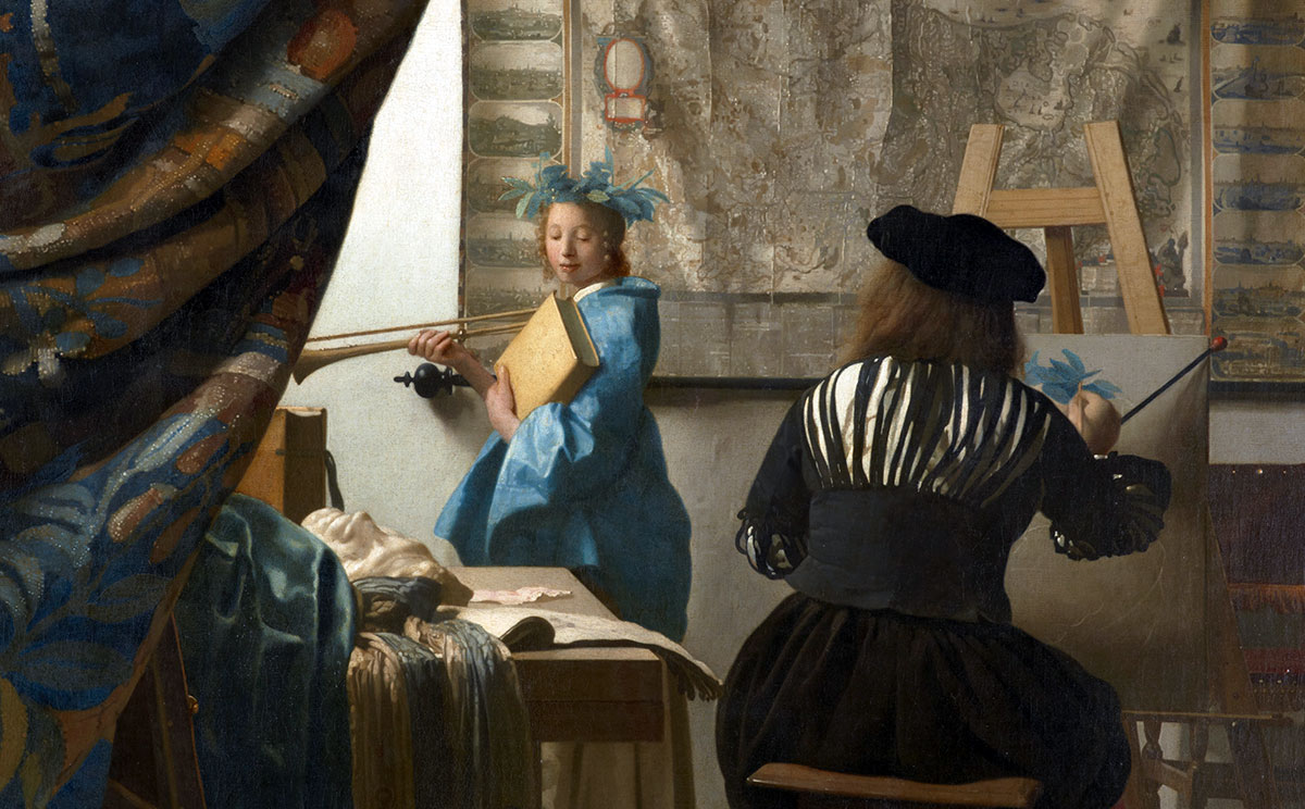 Vermeer and the Camera Obscura