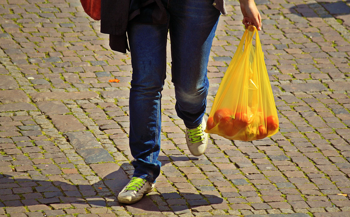 The Trashy Secret of Plastic Bag Bans