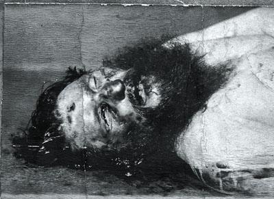 Rasputin's Corpse