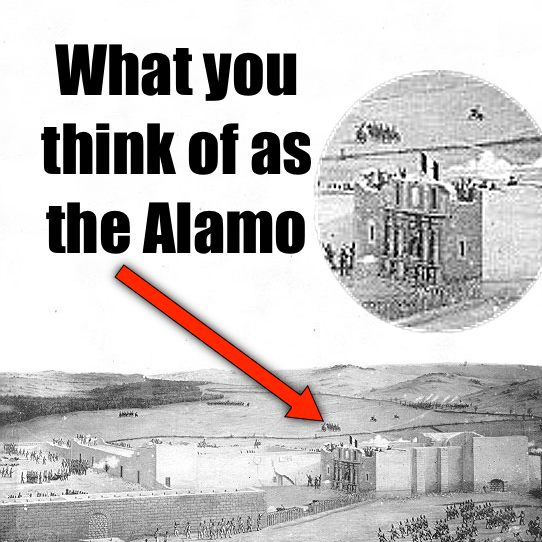 Forgetting the Alamo