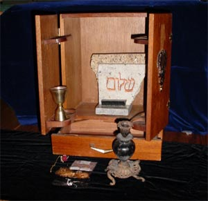 The Haunted Dybbuk Box